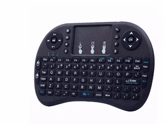 Mini Teclado Wireless Keyboard Mouse Smart Tv na internet