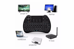 Mini Teclado Wireless Keyboard Mouse Smart Tv - comprar online