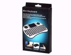 Mini Teclado Wireless Keyboard Mouse Smart Tv