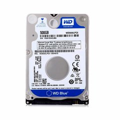 HD WD SATA 2,5' 500GB  SATA