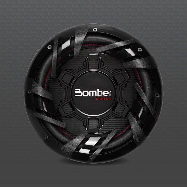 "WOOFER BOMBER 12"" CARBON 250W"