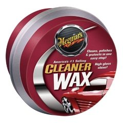 MEGUIARS A1214 CLEANER WAX PASTE CERA EN PASTA 311Grs