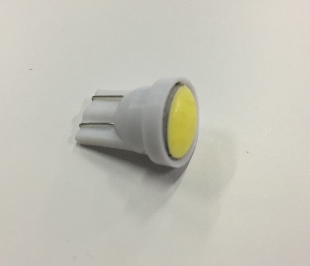 LAMPARA LED T10-1 BLANCO CHIP