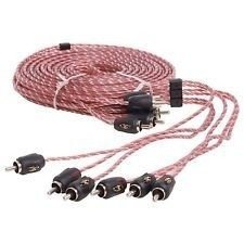 CABLE RCA STINGER 6 CANALES PRO3 5.2 MTS SI4617