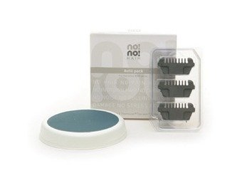 KIT REPUESTO NONO - CABEZAL CORPORAL P/ SMART-FOR MEN