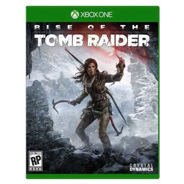 JUEGO XBOX ONE RISE OF THE TOMB RAIDER (PD5-00003)