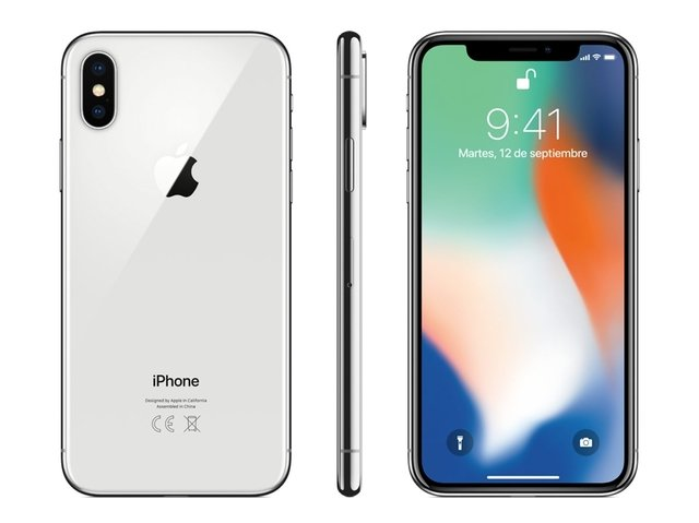 IPHONE X 256GB en internet