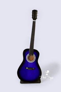 Mini Violão  Basic - Blue
