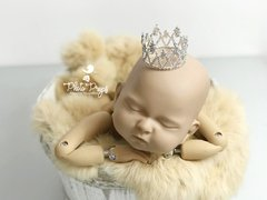 Coroa Newborn Charme - Photo Props