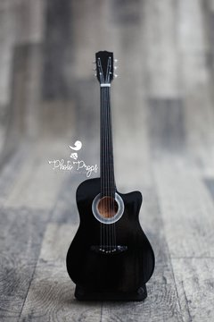 Mini Violão Dubai - Black