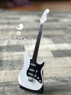 Mini Guitarra - Rock White Motion