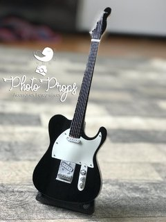 Mini Guitarra - Gibsony Black