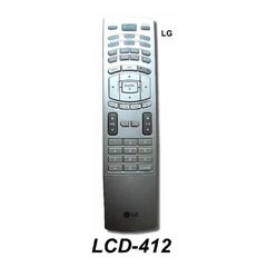 LCD 412 -  Control Remoto TV LCD LG