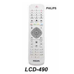 LCD 490 - Control Remoto para Philips Smart Tv 3d Led Nuevo Modelo