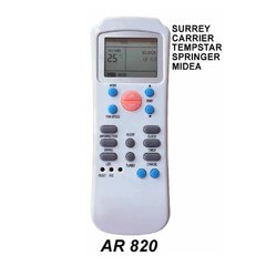 AR820 - Control Remoto Aire SURREY CARRIER ETC