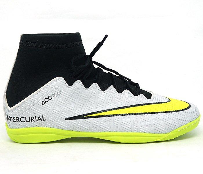 9ecf3c5dbd Chuteiras Nike Mercurial Cano Alto Futsal Cores