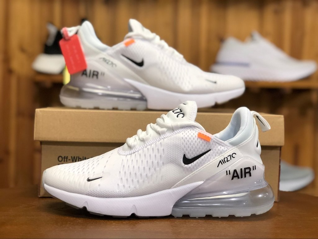 White Tênis Nike Air Off Max 270 76vgyYfb