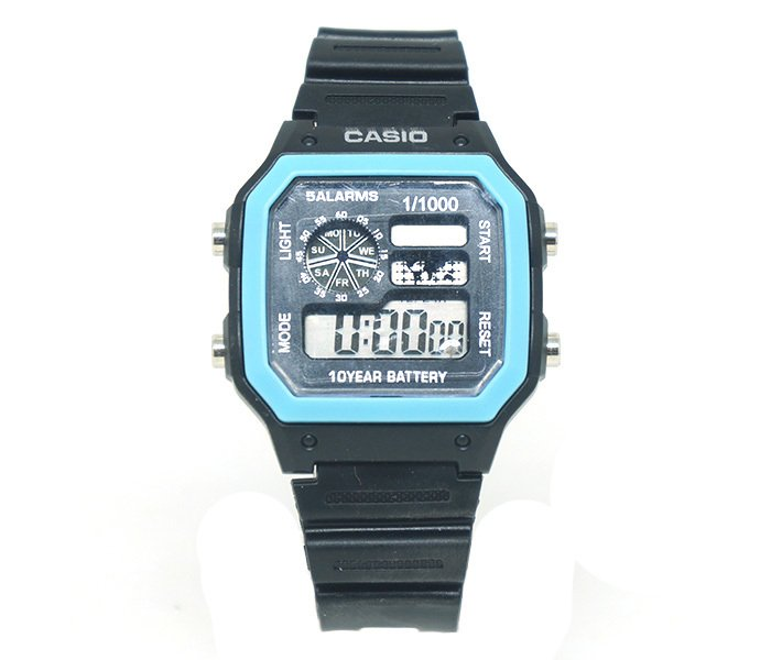 39038da2fe04 Relógio Digital Casio Preto