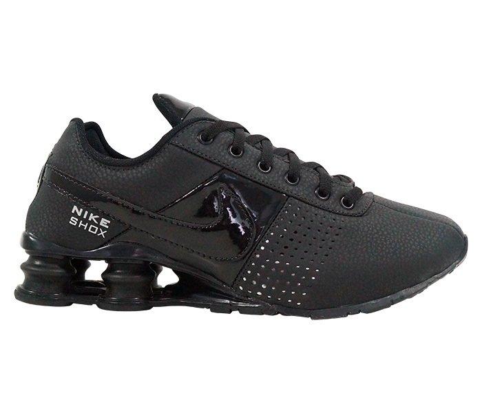 8d9dcb4e449 Tênis Nike Shox Deliver Preto