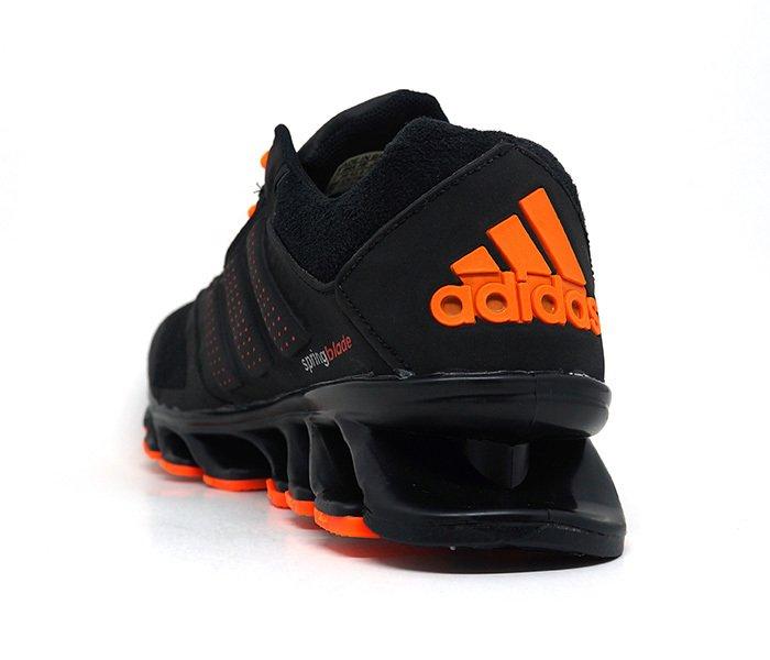 1dd53867c4 Tênis Adidas Springblade Drive Preto e Laranja