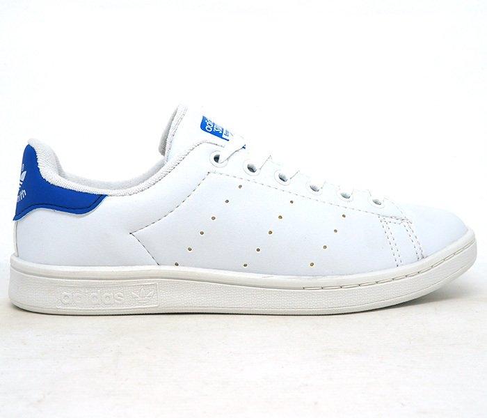 46f85801b Tênis Adidas Stan Smith Branco e Azul