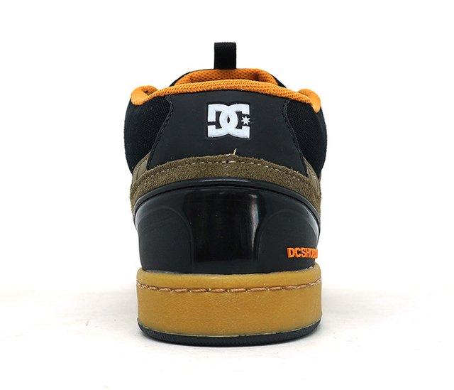 58a6cee9ac Tênis DC Shoes Cole Signature Mid Couro Original