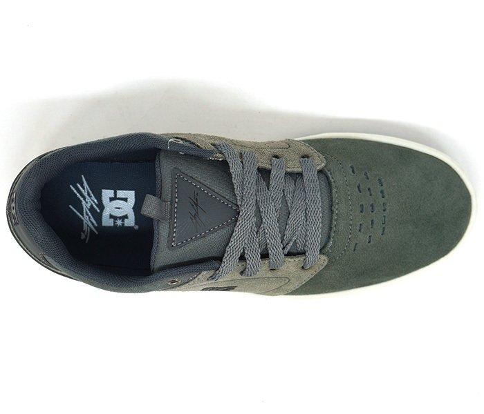 6bfe927d1f Tênis DC Shoes Cole Signature Couro Cinza. 0% OFF. 1