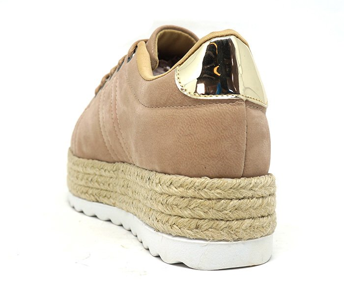 fcfc88970 Tênis Feminino Plataforma Doma Shoes Marrom. 40% OFF. 1