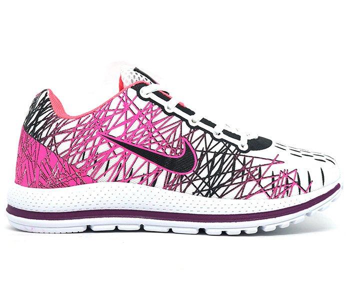 d93060b0d2d Tênis Feminino Nike Air Zoom Vomero 13 Rosa e Branco