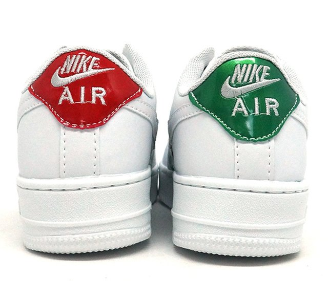Tênis Nike Air Force Gucci Itália