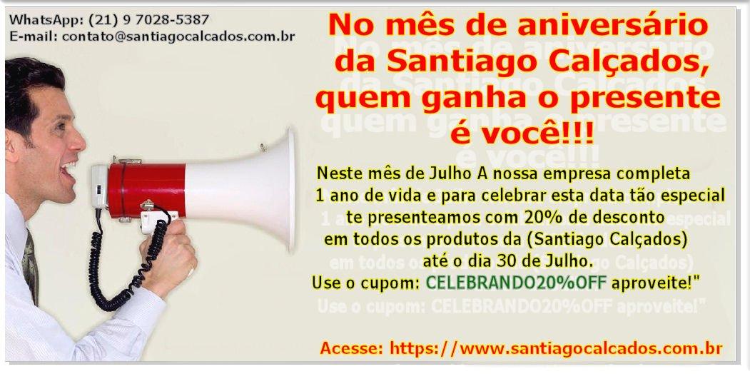 SANTIAGO CALÇADOS