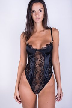 Ardiente  Bodysuit con demora