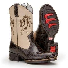 Bota Country Texana Anaconda 44000 Com B...