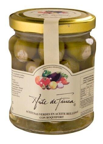Aceitunas Rellenas con Roquefort