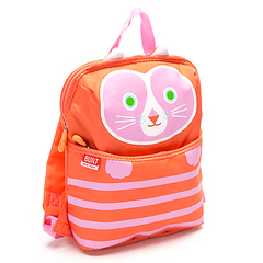 MOCHILA MATERNAL STRIPES + MOCHI LUNCHERA INFANTIL CORNELIA CAT en internet