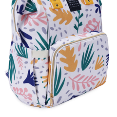 MOCHILA MATERNAL MINI PATTERNS + MOCHI LUNCHERA INFANTIL CORNELIA CAT - comprar online
