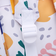MOCHILA MATERNAL MINI PATTERNS + MOCHI LUNCHERA INFANTIL CORNELIA CAT en internet