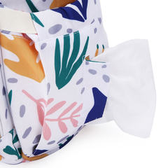 MOCHILA MATERNAL MINI PATTERNS + MOCHI LUNCHERA INFANTIL CORNELIA CAT - Certars Argentina