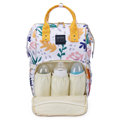 MOCHILA MATERNAL MINI PATTERNS + MOCHI LUNCHERA INFANTIL CORNELIA CAT - tienda online