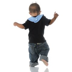 Bandana Bib Blue - Pack x 2 en internet