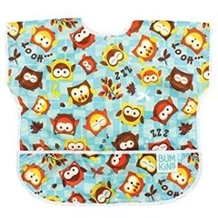 JUNIOR BIB  - OWLS