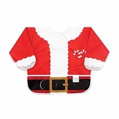 sleeved bib Santa Claus