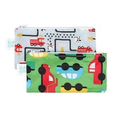 REUSABLE SMALL BAG - 2 UNIDADES - CARS