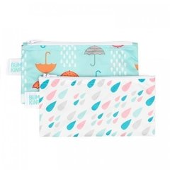 REUSABLE SMALL BAG - 2 UNIDADES - RAINDROPS - comprar online