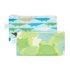 REUSABLE SMALL BAG - 2 UNIDADES - TURTLES - comprar online