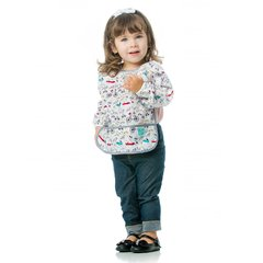 Sleeved Bib Urban Bird - comprar online