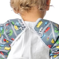 Sleeved Bib Fire Engine en internet