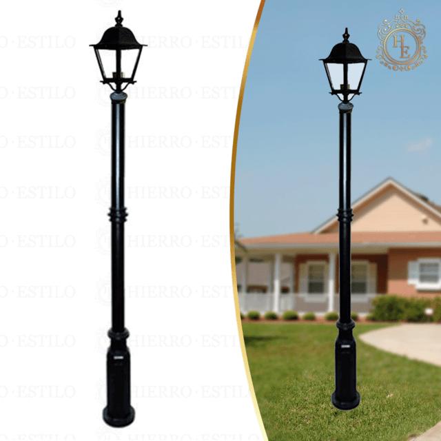 Columnas de alumbrado de hierro 1 precios alumbrado - Articulos iluminacion ...
