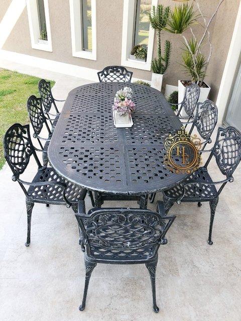 Muebles de Jardín de Aluminio | #1 Precios de Muebles de Aluminio ...
