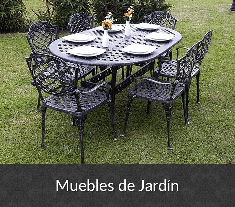 Stunning juegos para jardin de herreria contemporary for Bancos de hierro para jardin